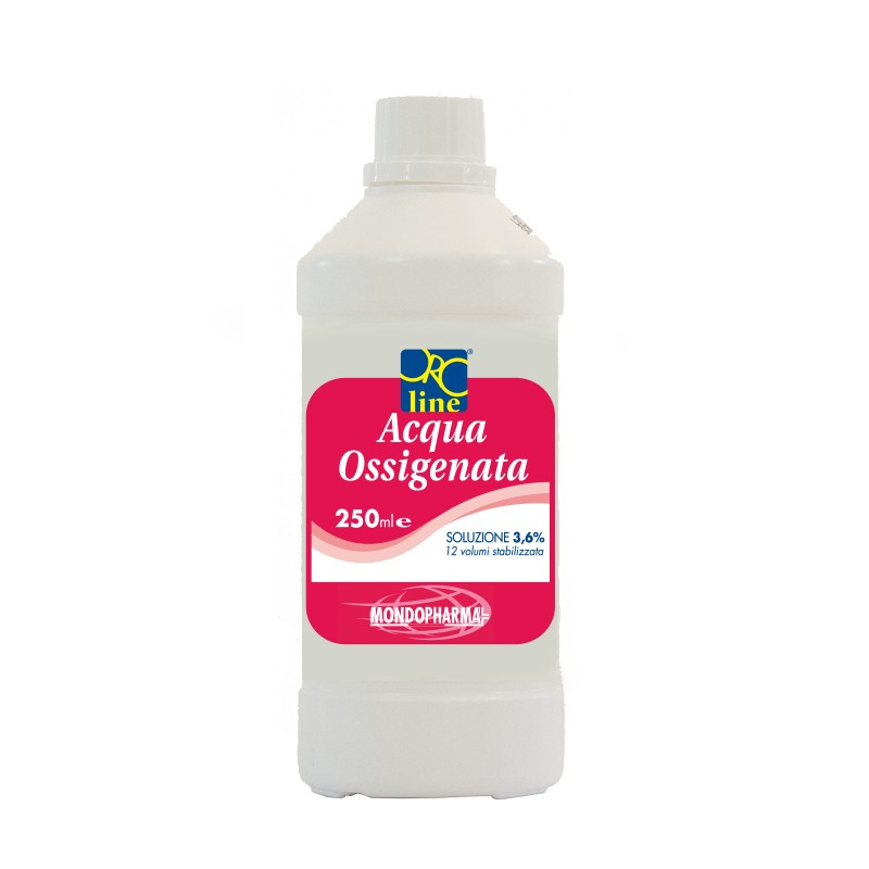 ACQUA OSSIGENATA OROLINE (PEROSSIDO IDROGENO 12 VOLUMI)