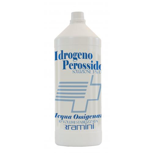 PEROSSIDO D'IDROGENO F.U. SOLUZIONE 3% 10 volumi